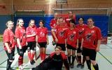 Damen Mannschaft Vizemeister Regionalliga Nordwest 2014 15